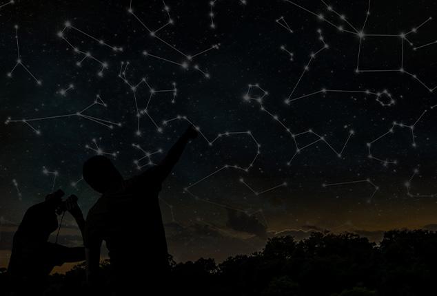 Il cielo astrale